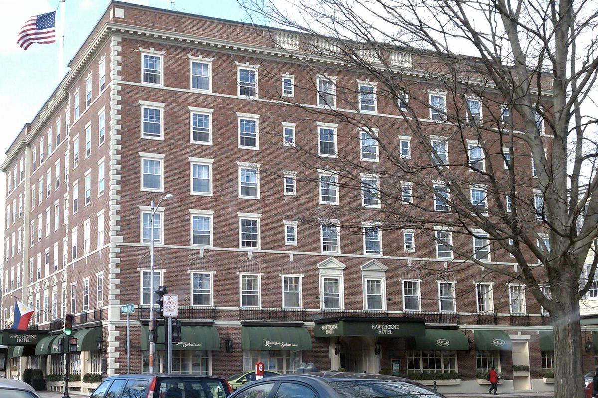Hawthorn Hotel, Salem MA